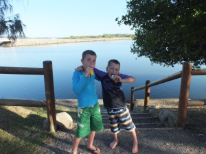 Cousie Bro's - icecream at 'The Causeway'