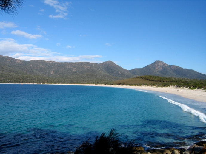 Wineglass Bay - Stunning!