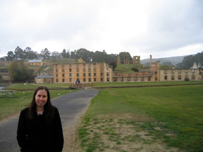 Port Arthur - very interesting but a little eerie!