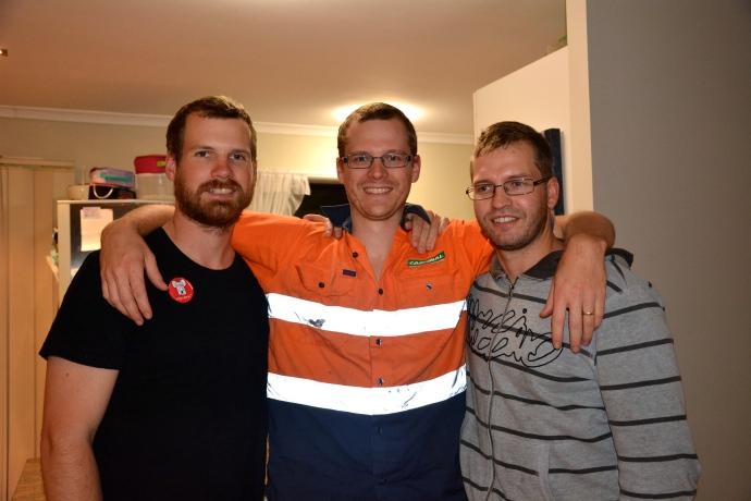 The Fealy Boys
