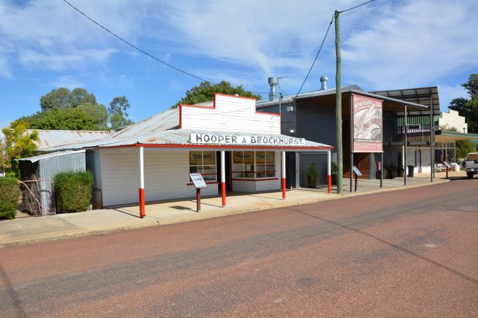 General Store in Isisford