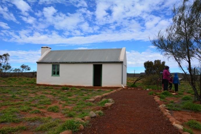 Albert Namitjira's House