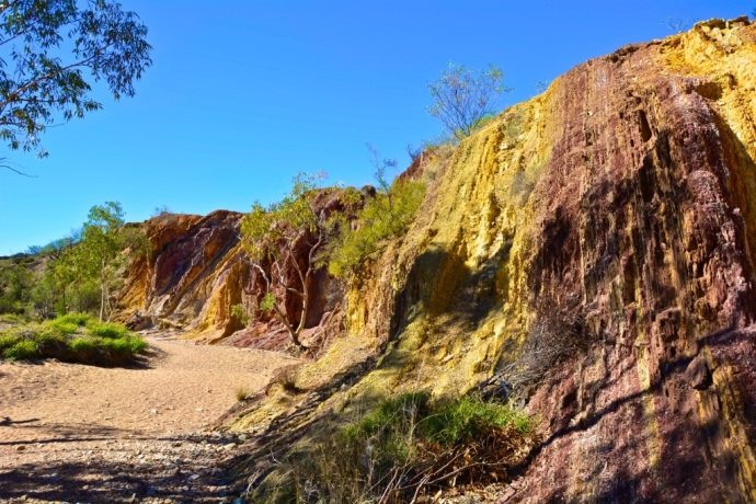 The 'Ochre Pits'