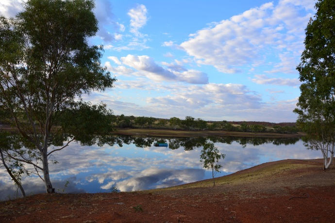 Lake Mary Ann - Tennant Creek