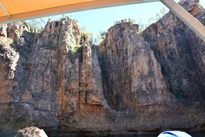'The Cathedrals' Katherine Gorge