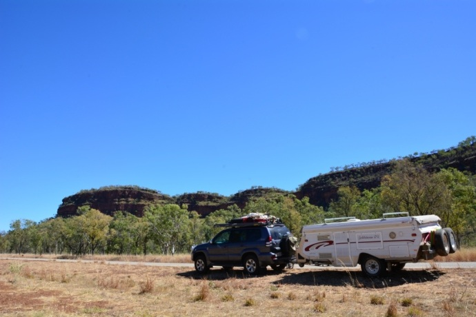 Nice scenary on the way to Kununurra
