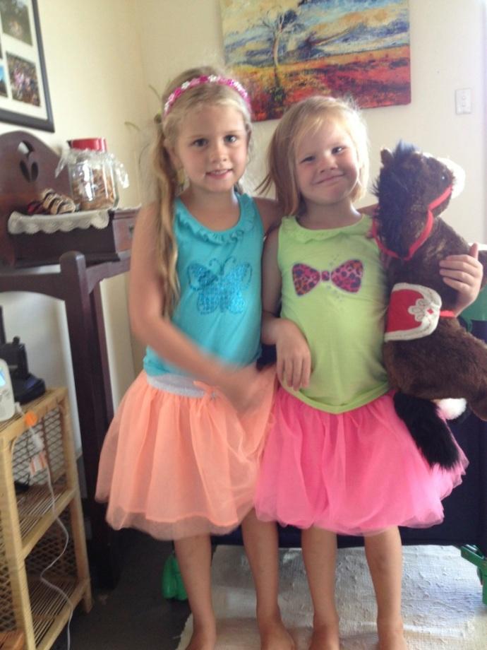 Girl cousins!