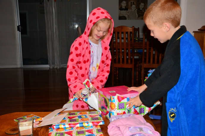 Present Opening time