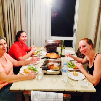 Girls Weekend Dinner!